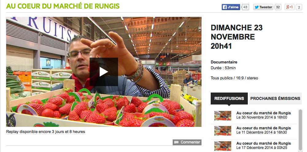 Reportage : le marché des fournisseurs en viande de Rungis